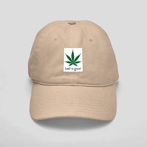 Leaf Is Good Cap