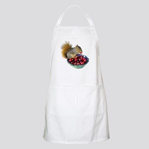 Squirrel with Cranberries BBQ Apron
