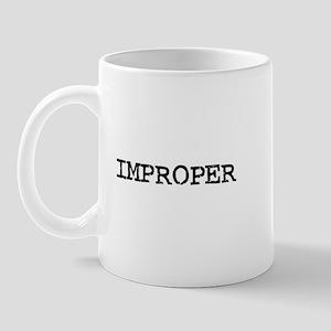 Improper Mug
