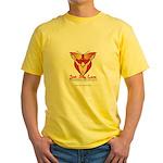 "Yellow JSL ""Infinite Love"" T-Shirt"