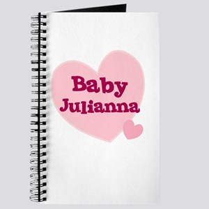 Baby Julianna Journal