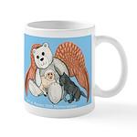 Peace Angel Bear Mug