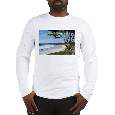 CARMEL CALIFORNIA USA Long Sleeve T-Shirt