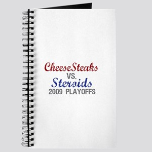 Cheesesteaks Steroids Journal