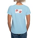 Just Talk to Me ~ Women's Light T-Shirt