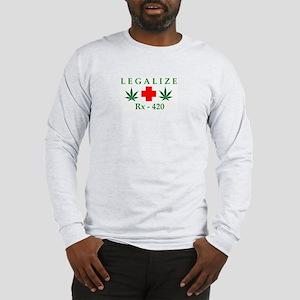 LEGALIZE RX-420 Long Sleeve T-Shirt