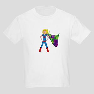 Quilterhero - Blonde Kids Light T-Shirt