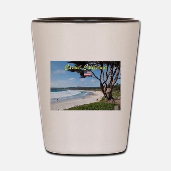 CARMEL CALIFORNIA USA Shot Glass