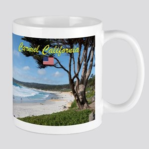 CARMEL CALIFORNIA USA Mugs