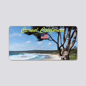 CARMEL CALIFORNIA USA Aluminum License Plate