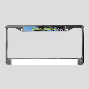 CARMEL CALIFORNIA USA License Plate Frame