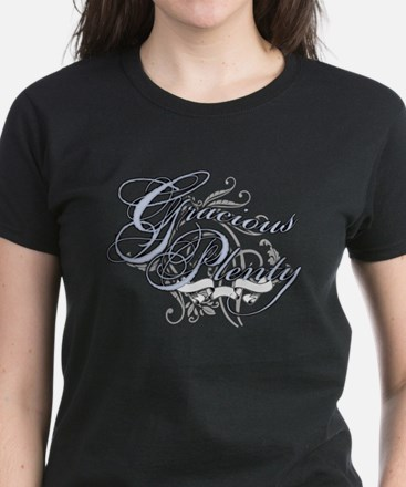Gracious Plenty Women's Dark T-Shirt