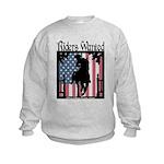 Riders Wanted Kids Sweatshirt
