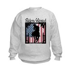 Riders Wanted Kids Sweatshirt