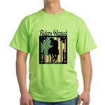 Riders Wanted Green T-Shirt