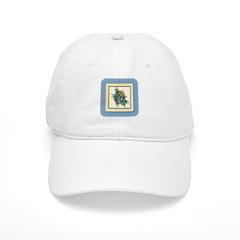Forget-Me-Nots Baseball Cap