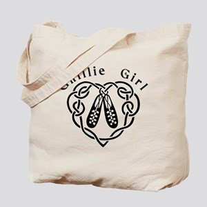 Ghillie Girl Tote Bag