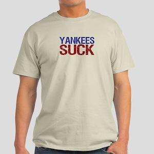 Yankees Suck Light T-Shirt
