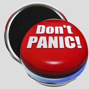 Don't Panic Magnet
