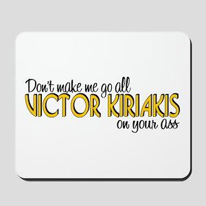 Victor Kiriakis Mousepad