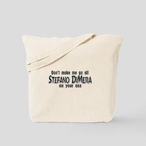 Stefano DiMera Tote Bag