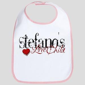 Stefano's Love Child Bib