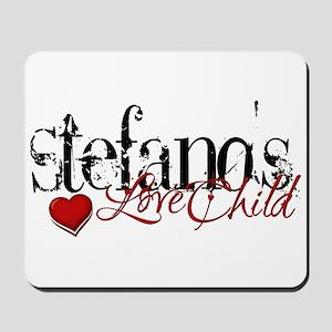Stefano's Love Child Mousepad