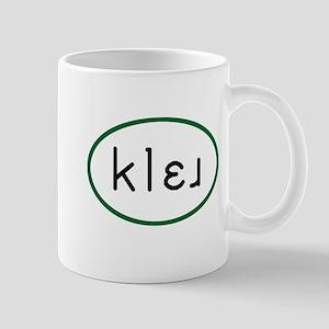 "Phonetic ""Claire"" Mug"