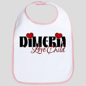Dimeria Love Child Bib
