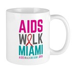 AIDS Walk Miami Mugs