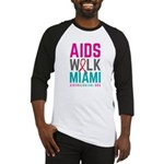 AIDS Walk Miami Baseball Jersey