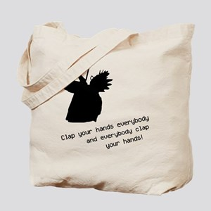 Nerds Clap Your Hands Tote Bag