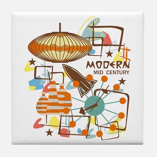 MODERN Tile Coaster