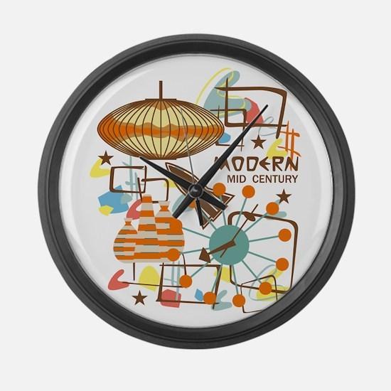 MODERN Large Wall Clock