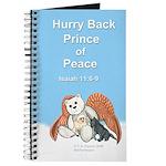 Peace Angel Bear Journal