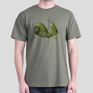 Kakapo Dark T-Shirt