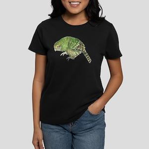 Kakapo Women's Dark T-Shirt