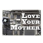 Love Your Mother (board) Postcards (Package of 8)