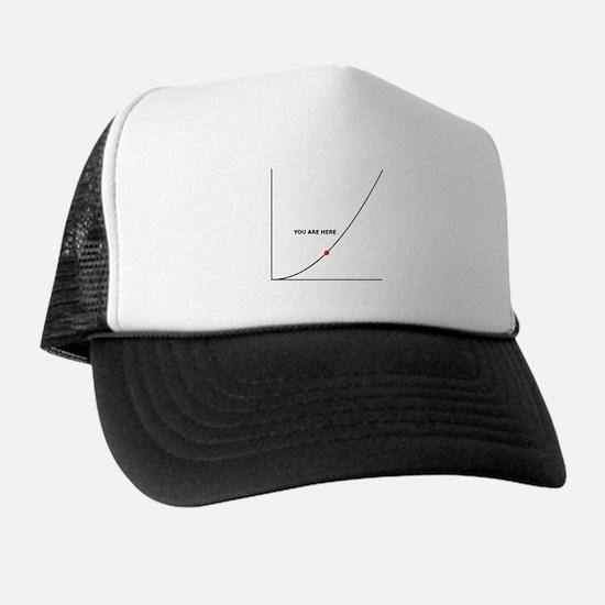 Cool Change Trucker Hat