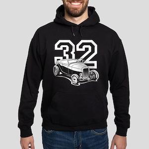 '32 Ford Hoodie (dark)