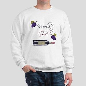 Merlot Girl Sweatshirt