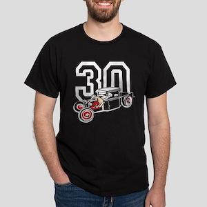 Hot Rod Truck Dark T-Shirt