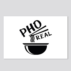 Pho Real Postcards (Package of 8)