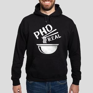 Pho Real Hoodie (dark)