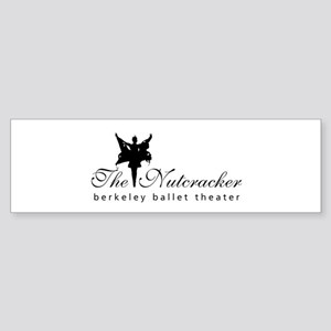 Nutcracker Bumper Sticker