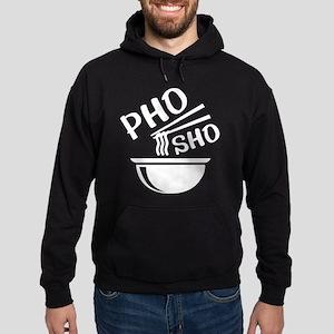 Pho Sho Hoodie (dark)