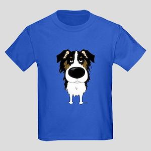 Big Nose Aussie Kids Dark T-Shirt