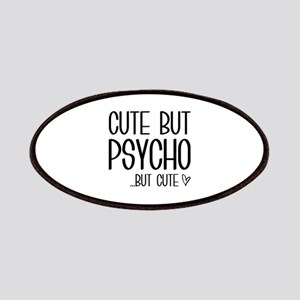 Cute But Psycho Patches
