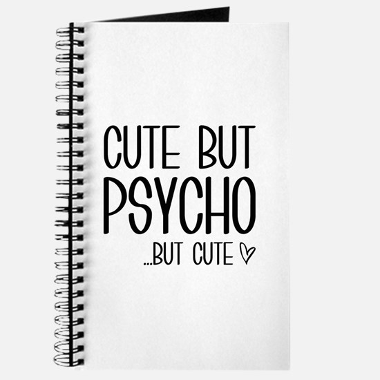 Cute But Psycho Journal