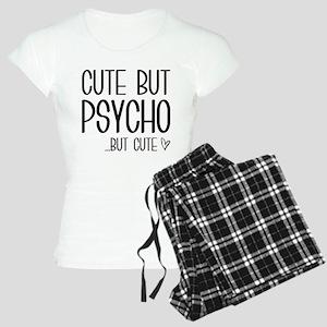 Cute But Psycho Women's Light Pajamas